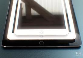 iPad Pro concept spotlight