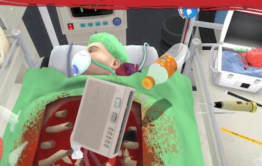 Surgeon Simulator iPad