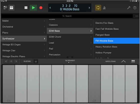 Logic Remote iOS 7.1