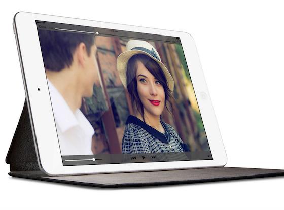 SurfacePad mini als stand