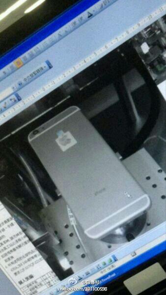 Mogelijke iPhone 6 in testfase