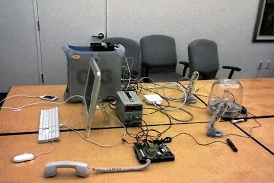 iPhone 1 vergader kamer ontwikkeling Apple