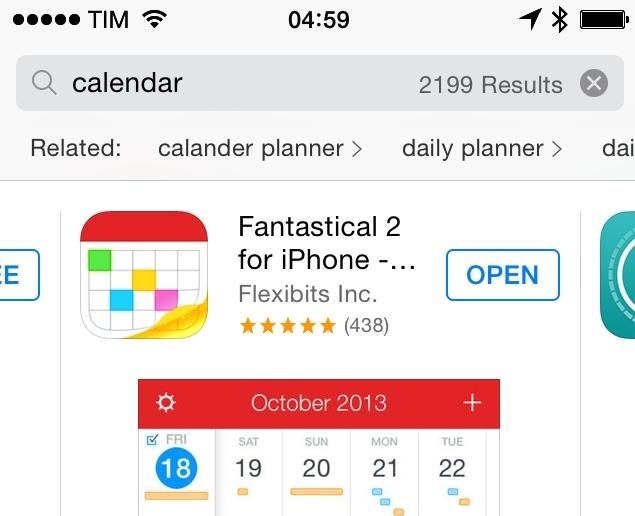 App Store gerelateerd