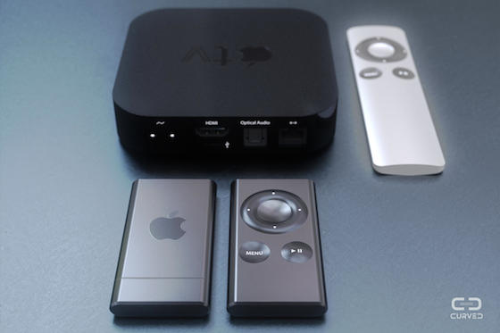 Apple TV Air concept Curved 1