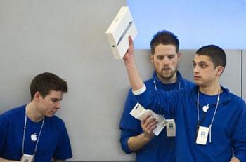 apple-medewerkers