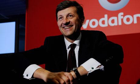Vodafone Vittorio Colao
