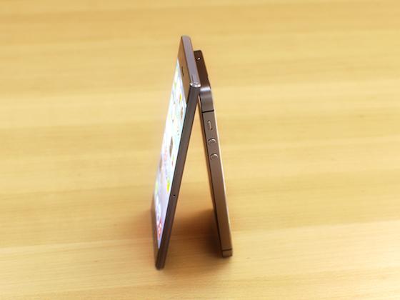 iPhone 6 concept iCulture zijkant