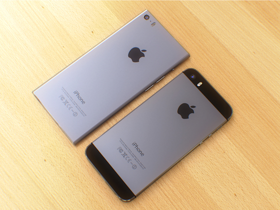 iPhone 6 concept iCulture achterkant