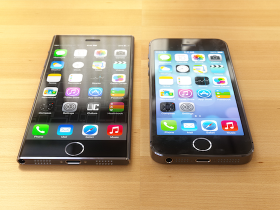 iPhone 6 concept iCulture detail