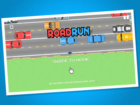 ICS Road Run header iPhone iPad