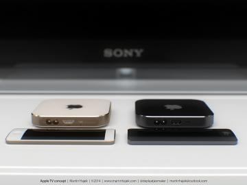 Apple TV Martin Hajek