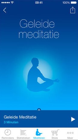 ICV De Mindfulness App iPhone