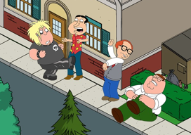 ICS Family Guy komt naar iOS header