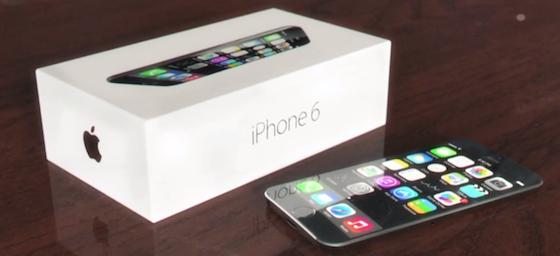 iPhone 6 concept Arthur Reis