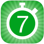 7 Minute Workout populaire iPhone app