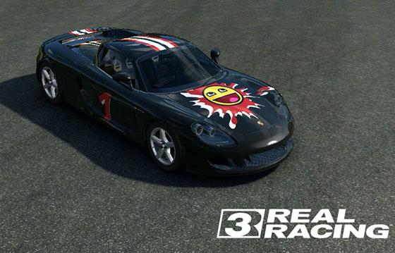 Real Racing 3 screenshotfunctie