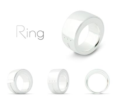 Ring iPhone Kickstarter