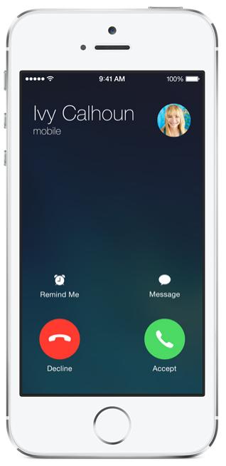 iOS 7.1 belapp