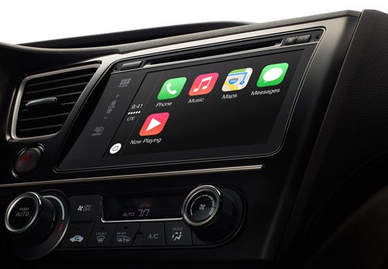 Auto starten met de iPhone: NXP praat met autofabrikanten