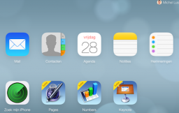 iCloud iWork-apps