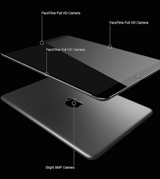 iPad Pro concept 4