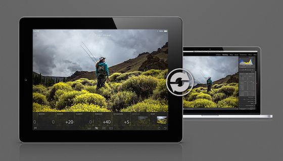 Lightroom voor iPad 2