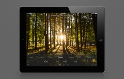 Lightroom voor iPad 1
