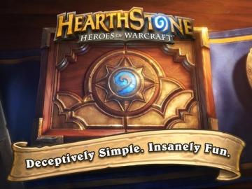 Hearthstone iPad