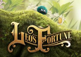 Leo's Fortune iPad iPhone glijden header
