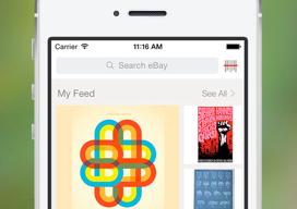 eBay iPhone app verkopen in NL