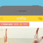 Timehop is nu sociaal netwerk voor herinneringen