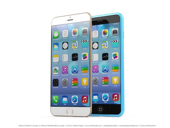 iPhone 6s iPhone 6c concept 4