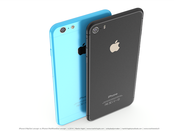 iPhone 6s iPhone 6c concept 5