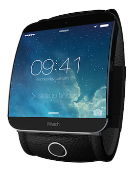 iWatch concept Costa