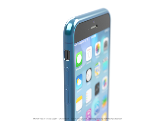 iPhone 6 concept Martin Hajek 7