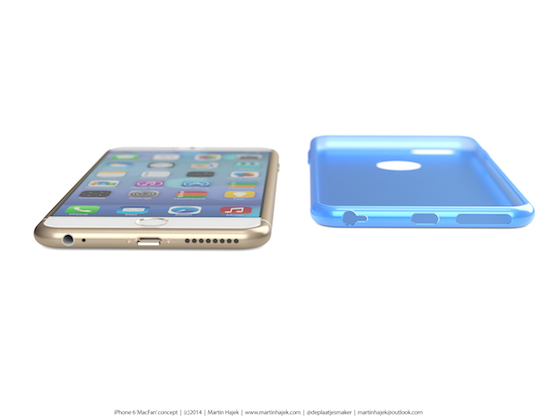 iPhone 6 concept Martin Hajek 5