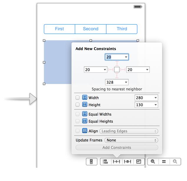 Autolayout Screenshot