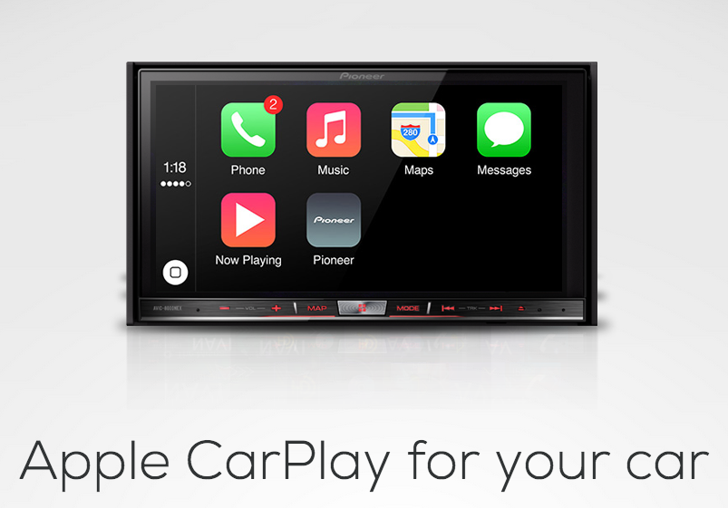 Pioneer CarPlay