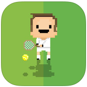 ICS Impossible Tennis Game iPhone header