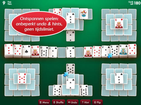 ICS Mahjong Cards iPad