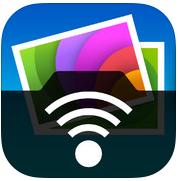 PhotoSync iPhone iPad foto's uitwisselen