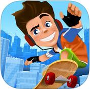 ICS Skyline Skaters iPhone iPad app icoon