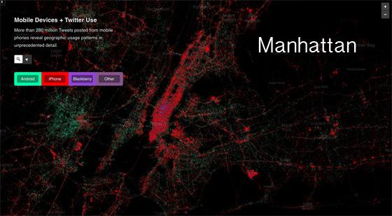 mapbox-manhattan