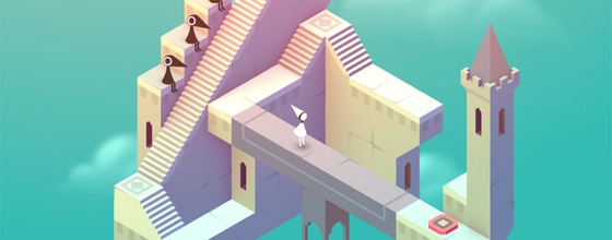 Monument Valley iPad iPhone header