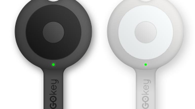 GOkey is Lightning-kabel, accu, usb-stick en slimme sleutelbos in één