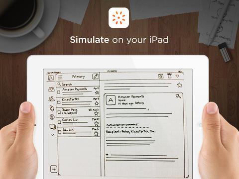 POP Prototyping gebruiken op iPad