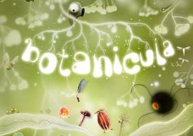 Botanicula iPad header