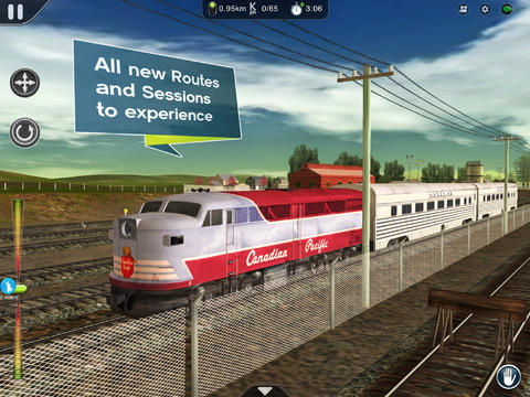 Trainz Simulator 2 iPad iPhone