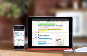 PDF Expert op iPhone en iPad