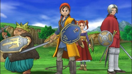 Dragon Quest 8 iOS